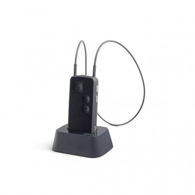 Oticon-connectline-streamer-svart